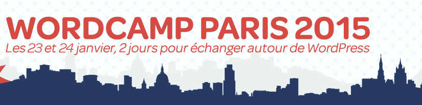 WordCamp 2015 Paris